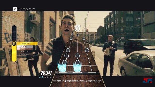 Screenshot - Guitar Hero Live (360) 92503083