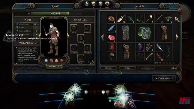 Screenshot - The Bard's Tale 4: Barrows Deep (PC) 92574231