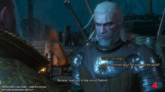 Screenshot - The Witcher 3: Wild Hunt (Switch) 92594577