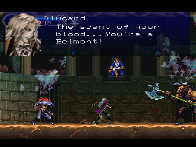 Screenshot - Castlevania: Symphony of the Night (PS) 92590747
