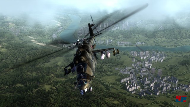 Screenshot - Air Missions: HIND (PC) 92532326
