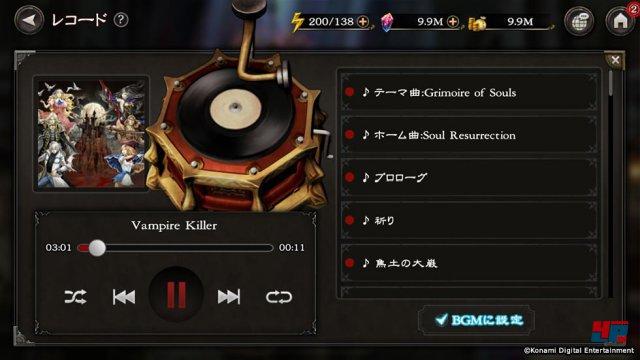 Screenshot - Castlevania: Grimoire of Souls (iPad) 92563740