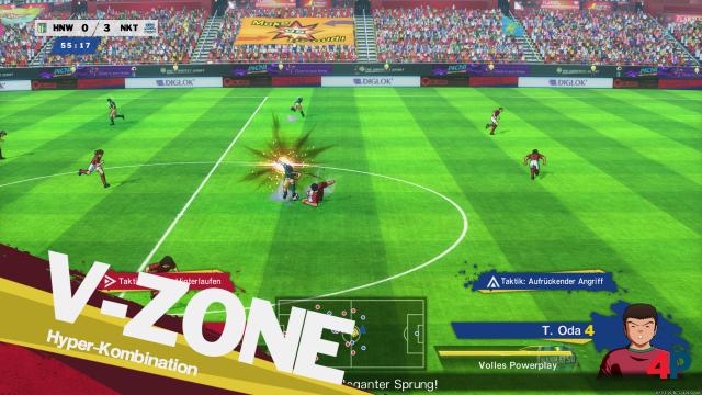 Screenshot - Captain Tsubasa: Rise of New Champions (PS4) 92622570