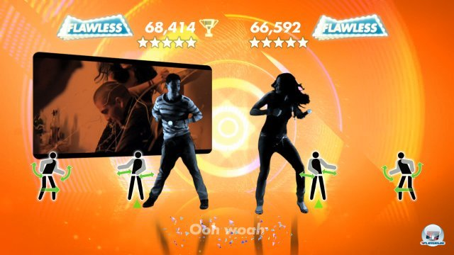 Screenshot - DanceStar Party Hits (PlayStation3)