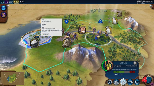 Screenshot - Civilization 6 (PS4) 92600729