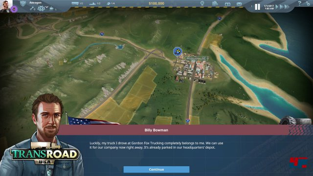 Screenshot - TransRoad: USA (Mac) 92554013