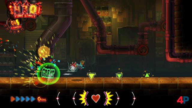 Screenshot - Mad Rat Dead (PS4)