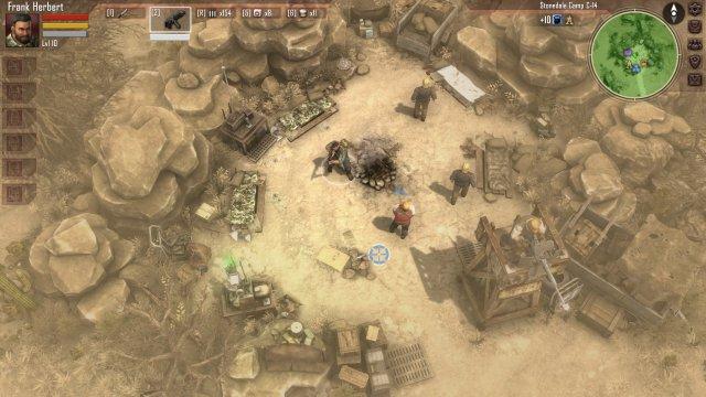 Screenshot - Decision: Red Daze (PC)