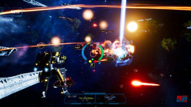 Screenshot - Omnibion War (PC)