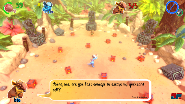 Screenshot - Tiny Hands Adventure (PC) 92571107