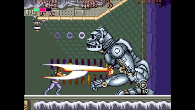 Screenshot - Capcom Arcade Stadium (Switch) 92630943
