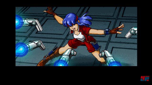 Screenshot - Cosmic Star Heroine (PC) 92544792