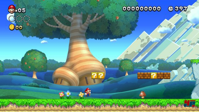 Screenshot - New Super Mario Bros. U (Switch) 92573581