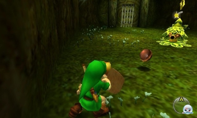 Screenshot - The Legend of Zelda: Ocarina of Time 3D (NDS) 2216994