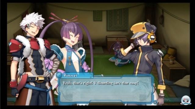 Screenshot - Ar Tonelico Qoga: Knell of Ar Ciel (PlayStation3)