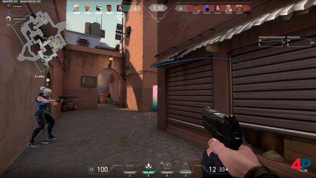 Counter-Strike mit Helden? Valorant orientiert sich stark am eSports-Meister CS:GO.