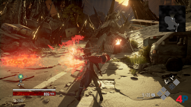 Screenshot - Code Vein (PC) 92594368