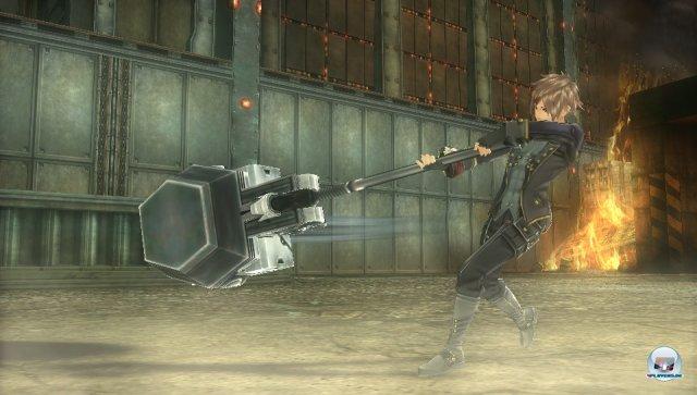 Screenshot - God Eater 2 (PS_Vita) 92444222