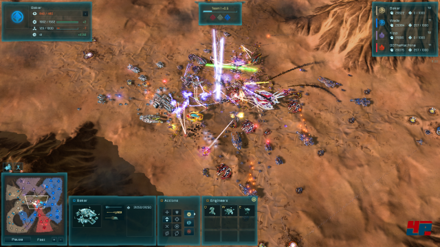 Screenshot - Ashes of the Singularity: Escalation (PC)