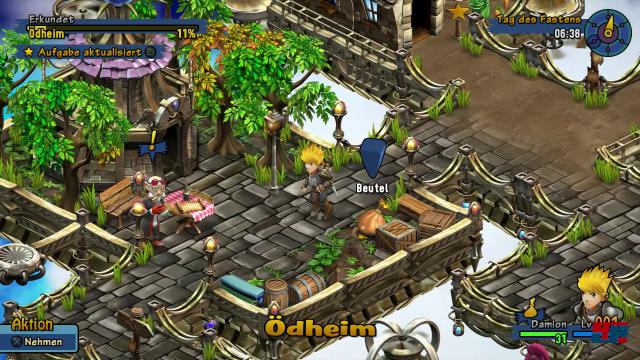 Screenshot - Rainbow Skies (PS4)