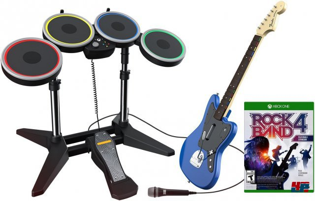 Screenshot - Rock Band Rivals Band Kit (PS4)