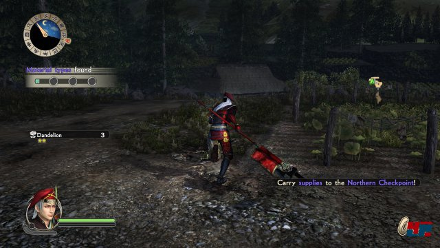 Screenshot - Samurai Warriors: Spirit of Sanada (PC) 92542360