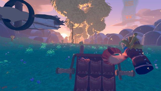 Screenshot - Winds & Leaves (PlayStationVR, VirtualReality)