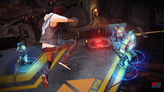 Screenshot - inFamous: First Light (PlayStation4) 92487957