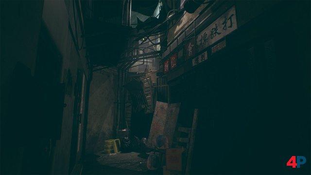Screenshot - Paranormal HK (PC)
