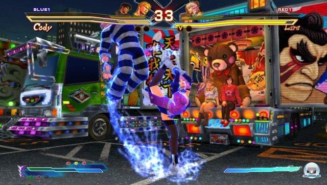 Screenshot - Street Fighter X Tekken (PS_Vita) 2357732
