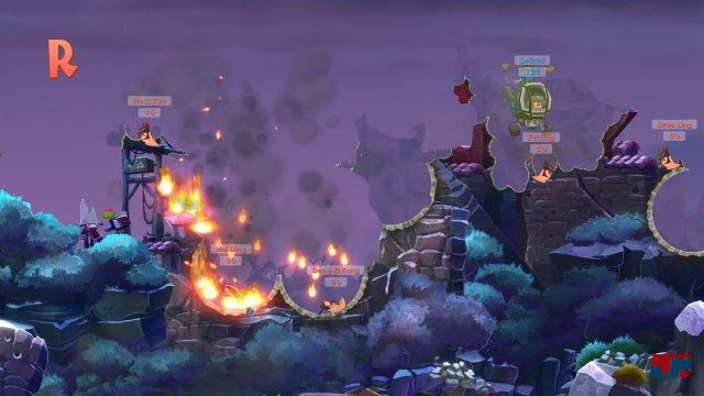Screenshot - Worms W.M.D (PC) 92532191