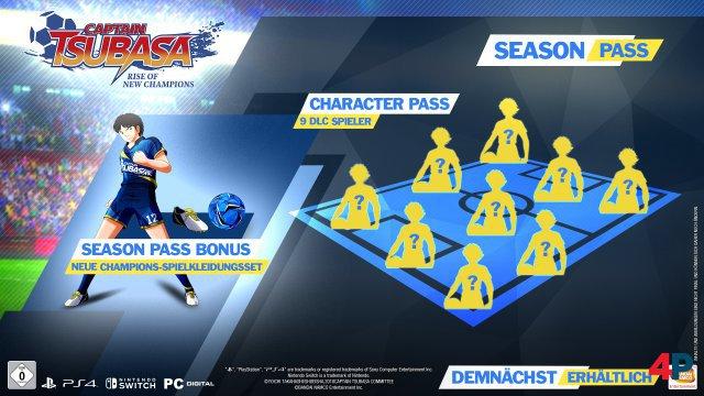 Screenshot - Captain Tsubasa: Rise of New Champions (PC) 92614052