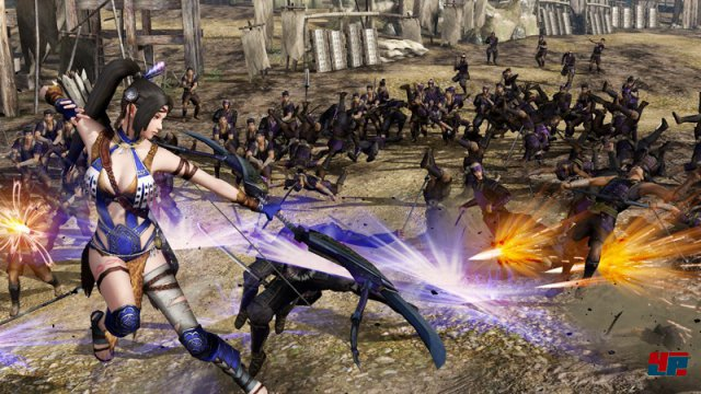 Screenshot - Samurai Warriors 4 DX (PS4) 92578799