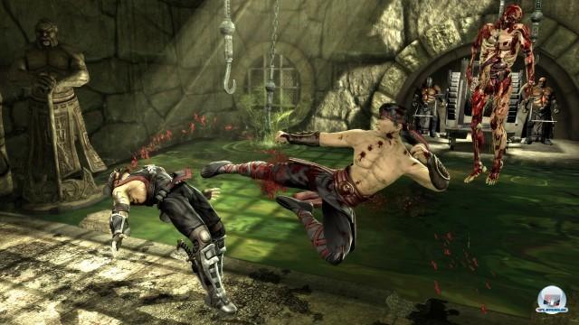 Screenshot - Mortal Kombat (360) 2217344