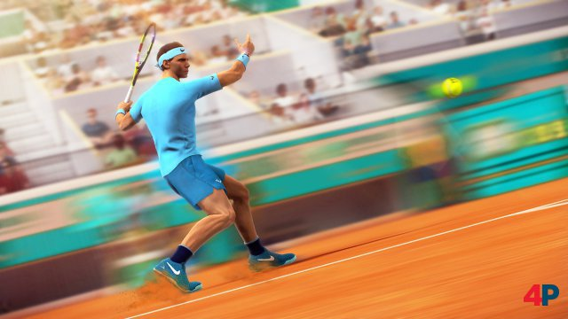 Screenshot - Tennis World Tour (PC)