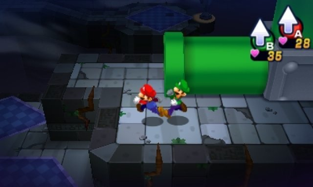 Screenshot - Mario & Luigi: Dream Team Bros. (3DS) 92462447