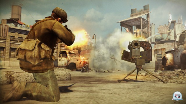 Screenshot - Resistance 3 (PlayStation3) 2227962