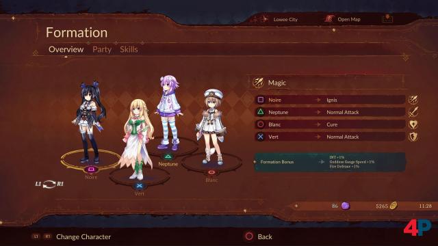Screenshot - Super Neptunia RPG (PS4) 92591880