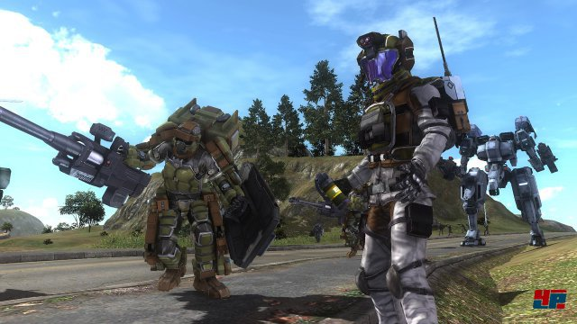 Screenshot - Earth Defense Force 5 (PS4) 92573052