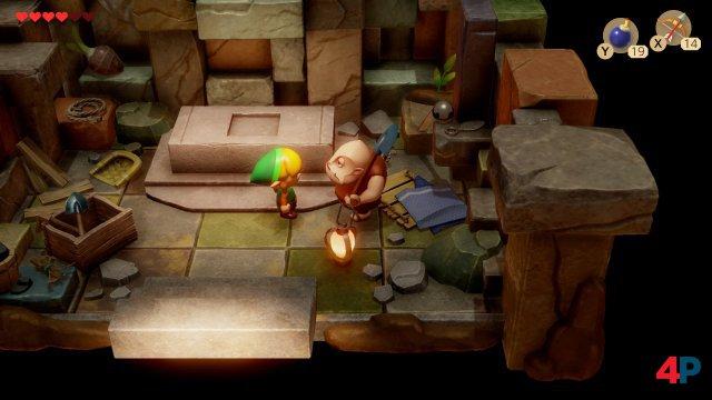 Screenshot - The Legend of Zelda: Link's Awakening (Switch) 92590025