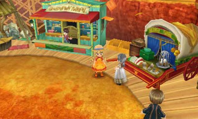 Screenshot - Story of Seasons: Trio of Towns (3DS) 92554171