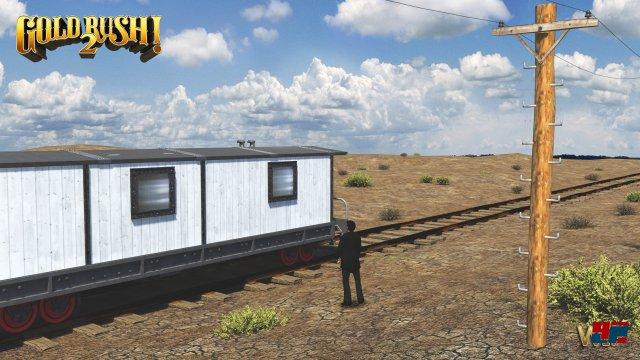 Screenshot - Gold Rush! 2 (Android)