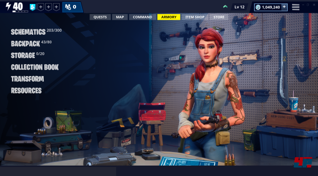 Screenshot - Fortnite (PC)