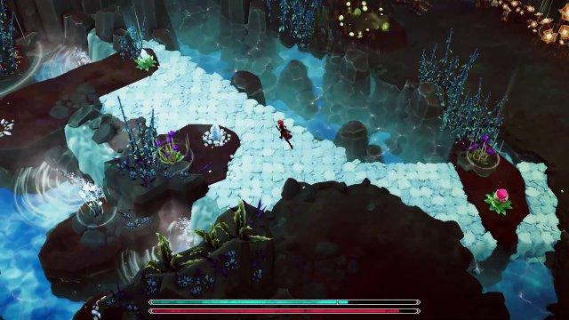 Screenshot - Nanotale - Typing Chronicles (PC, Stadia)