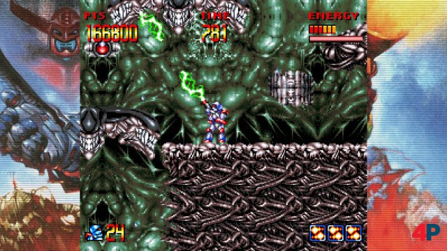 Screenshot - Turrican Flashback Collection (PS4, Switch) 92633624