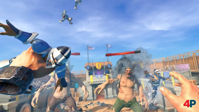 Screenshot - Good Goliath (HTCVive)