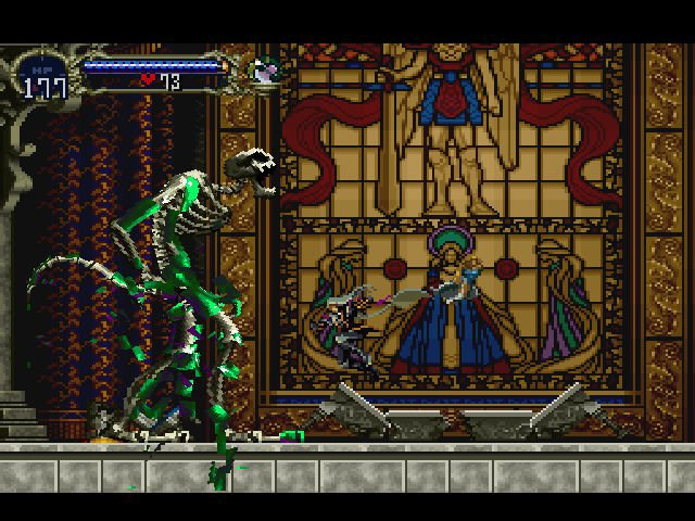 Screenshot - Castlevania: Symphony of the Night (PS) 92590761