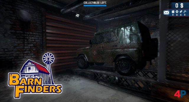 Screenshot - Barn Finders (PC)