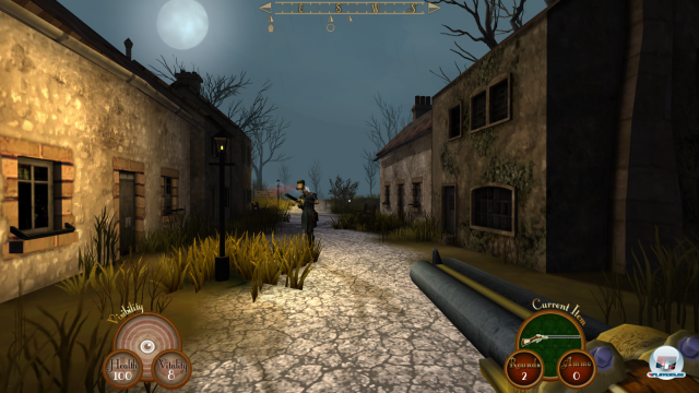 Screenshot - Sir, You Are Being Hunted (PC) 92464378