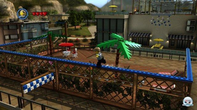 Screenshot - Lego City: Undercover (Wii_U) 2360707
